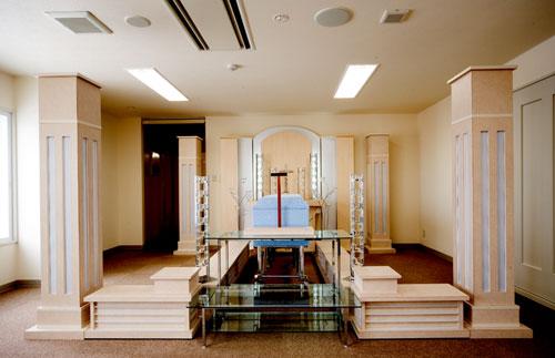 2階メモリアルルーム