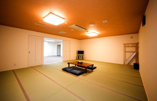 2階和室控室